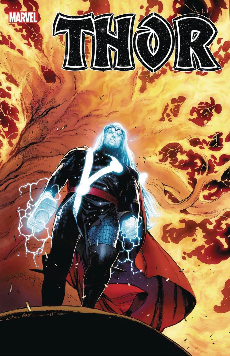 Thor Vol 6 #5 Cover A Regular Olivier Coipel Cover