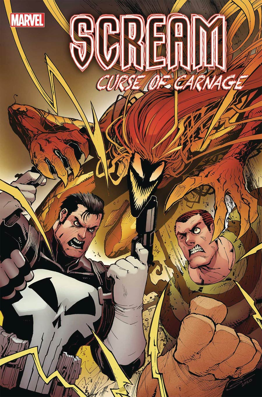 Scream: Curse of Carnage