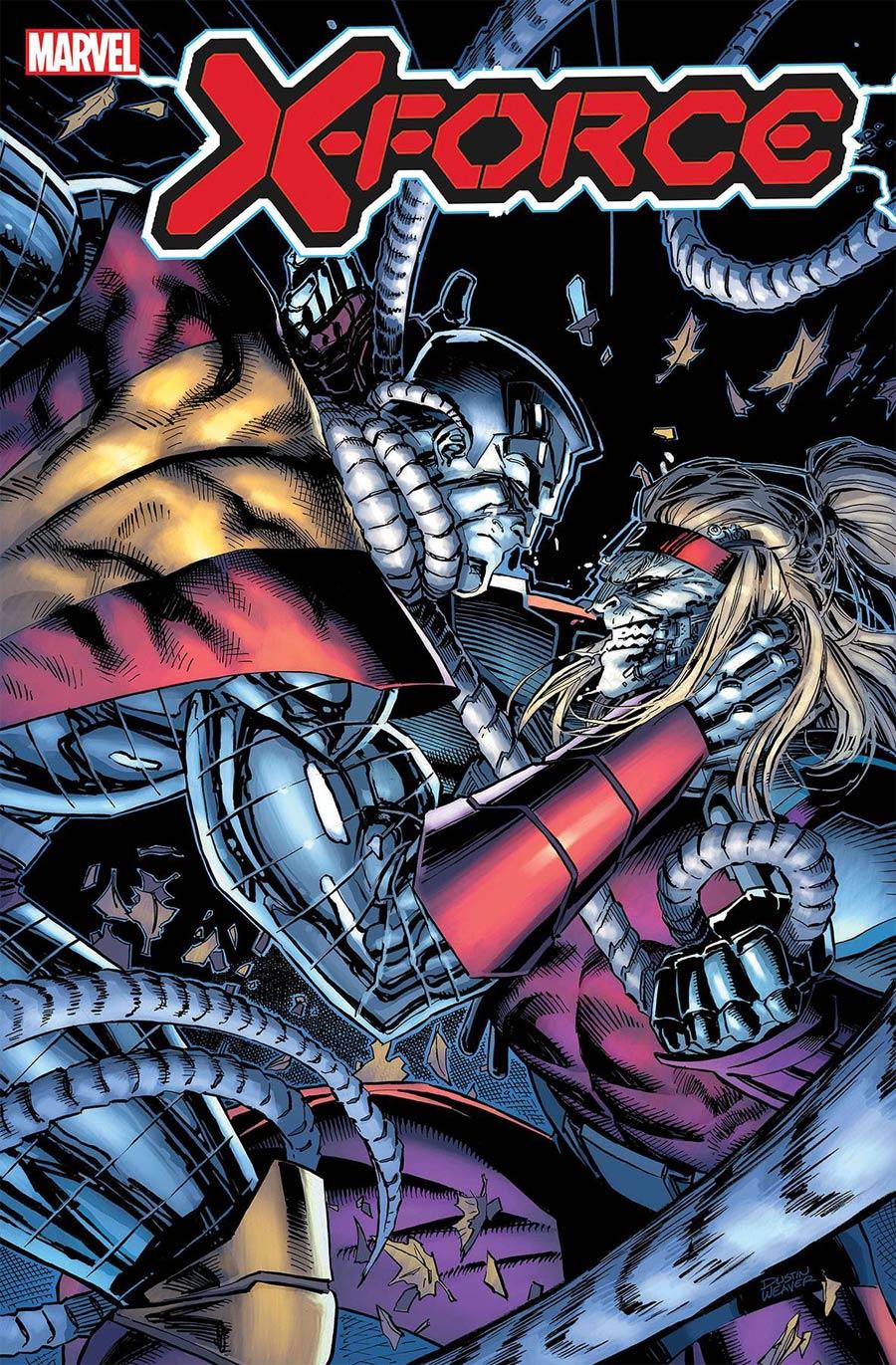 X-Force Vol 6 #11