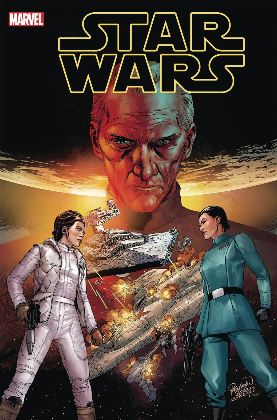 Star Wars Vol 5 #7 Cover A Regular Carlo Pagulayan Cover