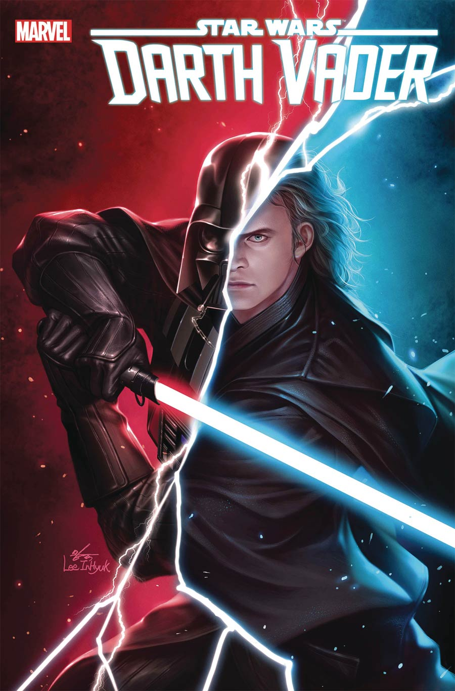 Star Wars Darth Vader #5 Cover A Regular Inhyuk Lee Cover
