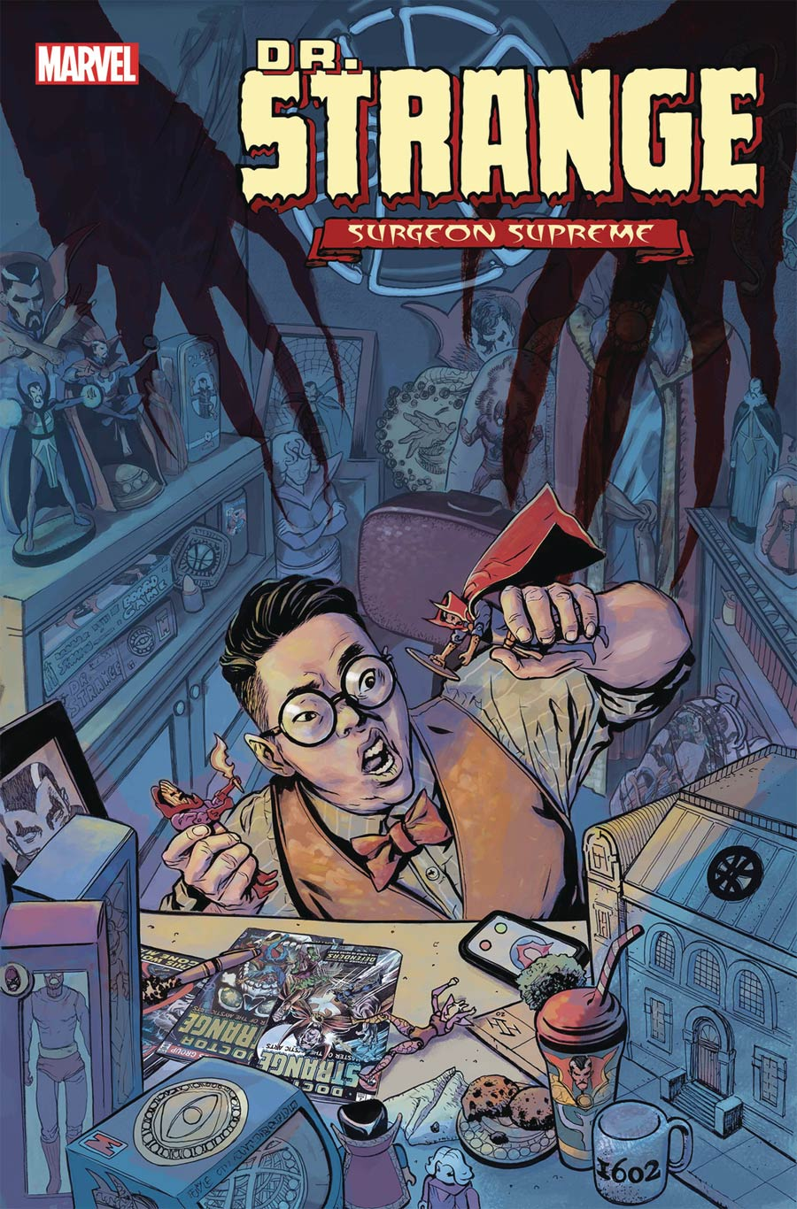 Doctor Strange Surgeon Supreme #7 Cover A Regular Max Fiumara Cover