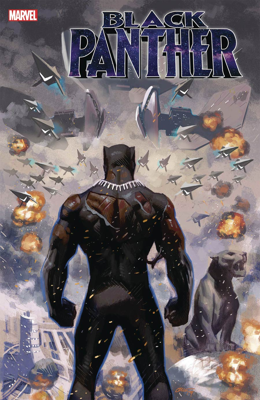 Black Panther Vol 7 #25 Cover A Regular Daniel Acuna Cover