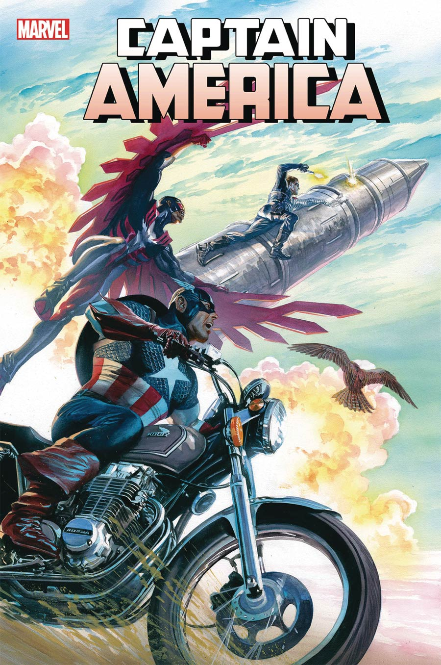 Captain America Vol 9 #23