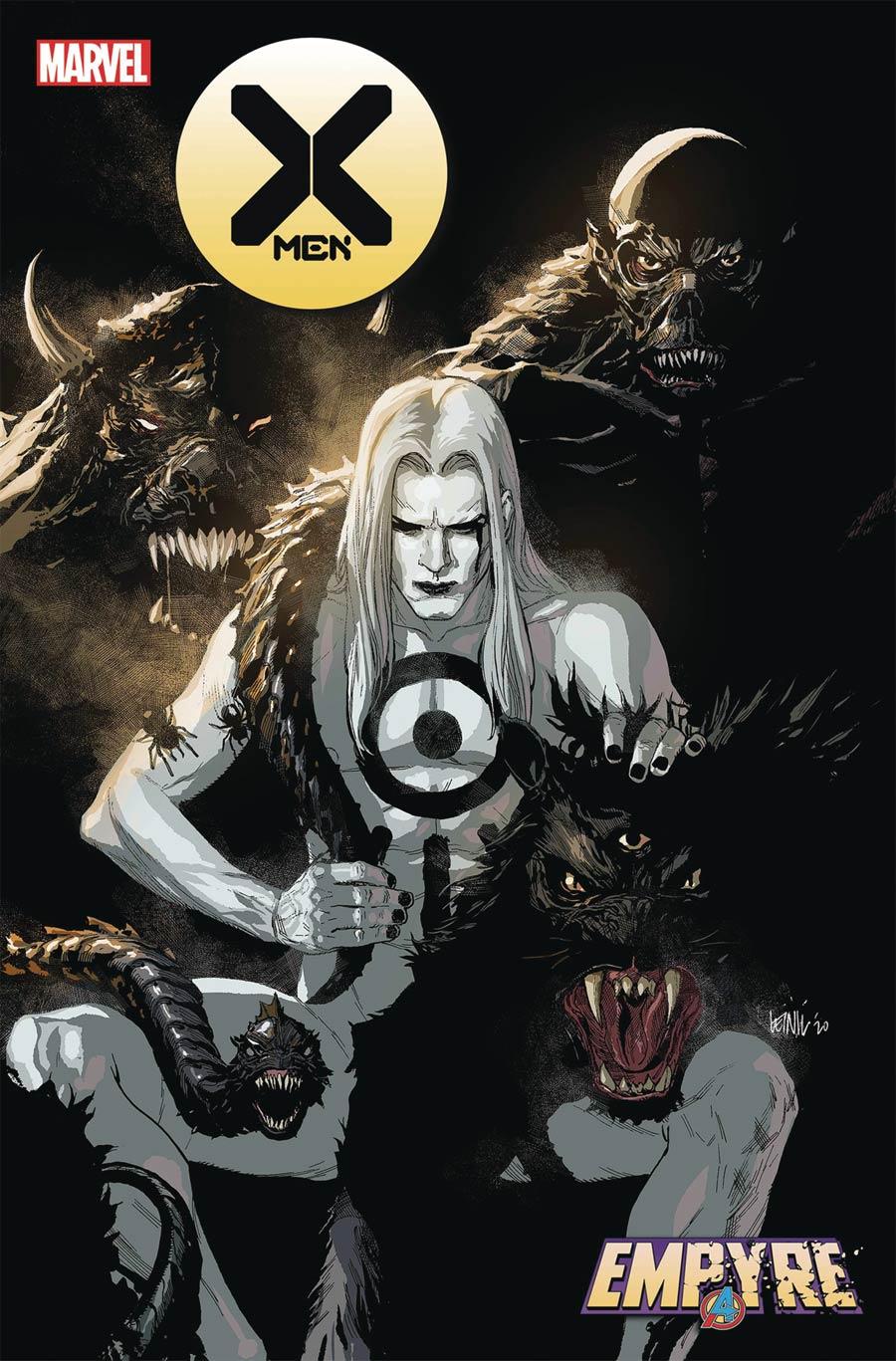 X-Men Vol 5 #12 Cover A Regular Leinil Francis Yu Cover