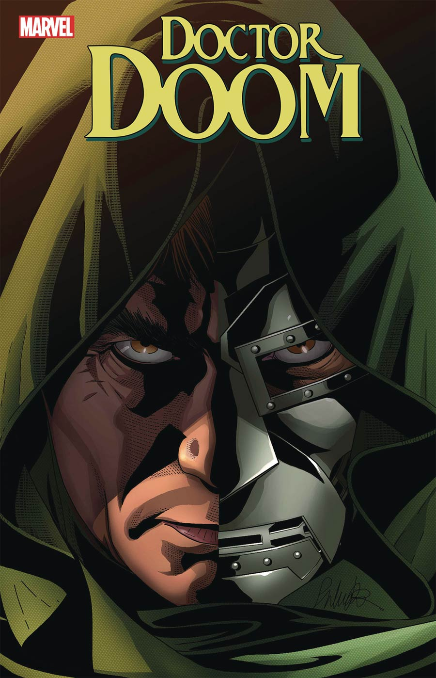 Doctor Doom #9 Cover A Regular Salvador Larroca Cover