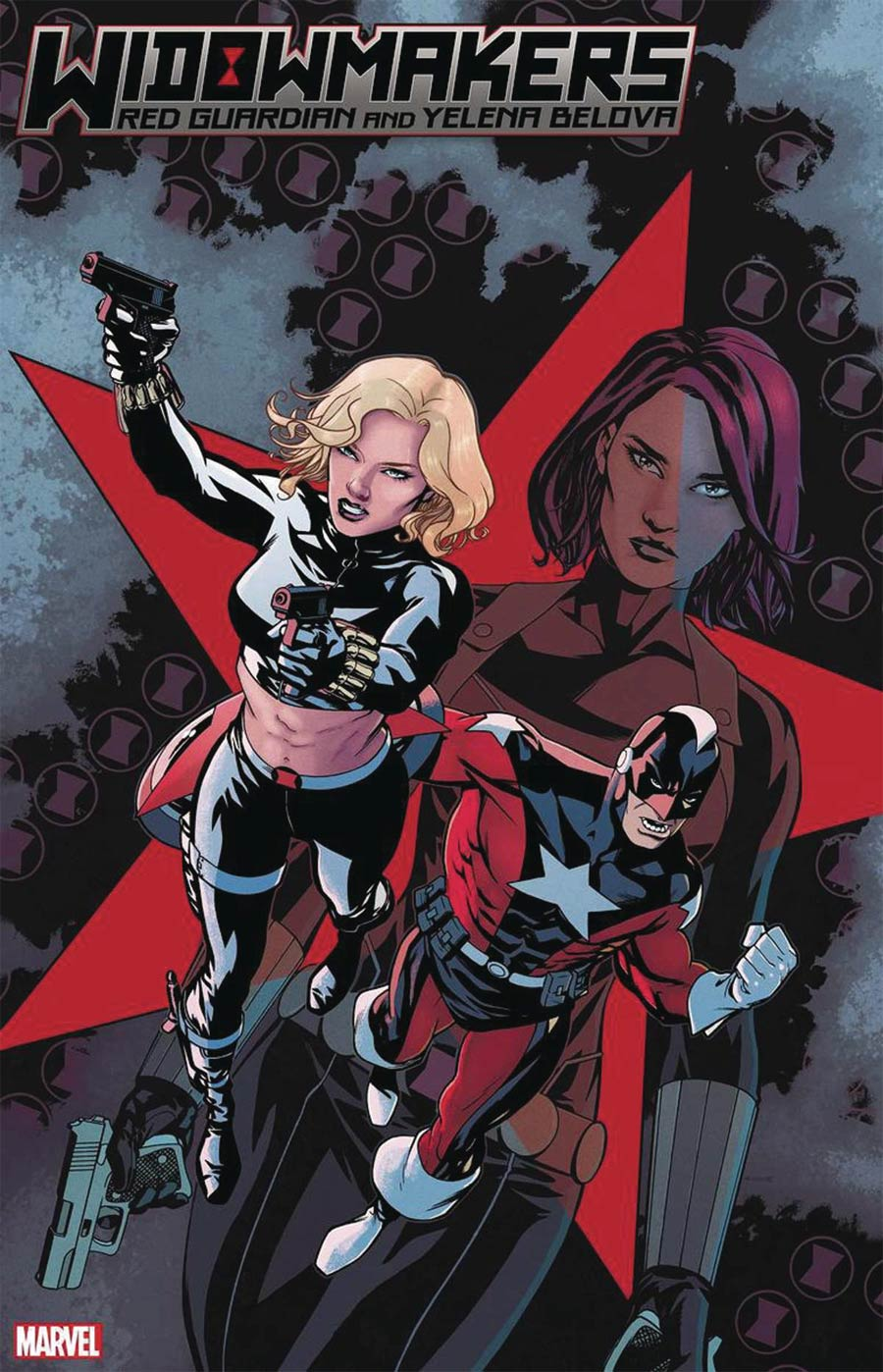 Widowmakers Red Guardian And Yelena Belova #1 Cover A Regular Mike McKone Cover