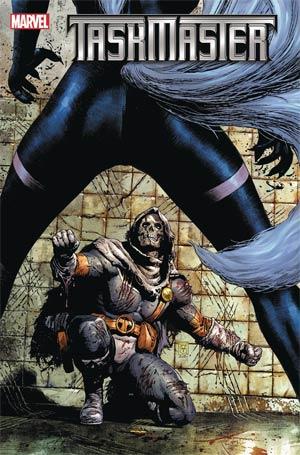Taskmaster Vol 3 #3 Cover A Regular Valerio Giangiordano Cover