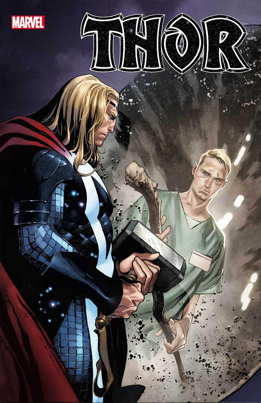 Thor Vol 6 #9 Cover A Regular Olivier Coipel Cover
