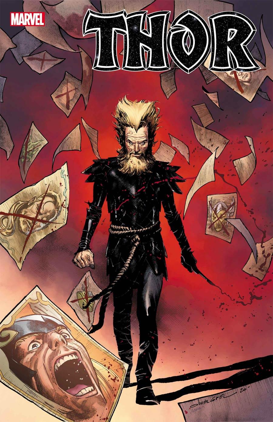 Thor Vol 6 #10 Cover A Regular Olivier Coipel Cover
