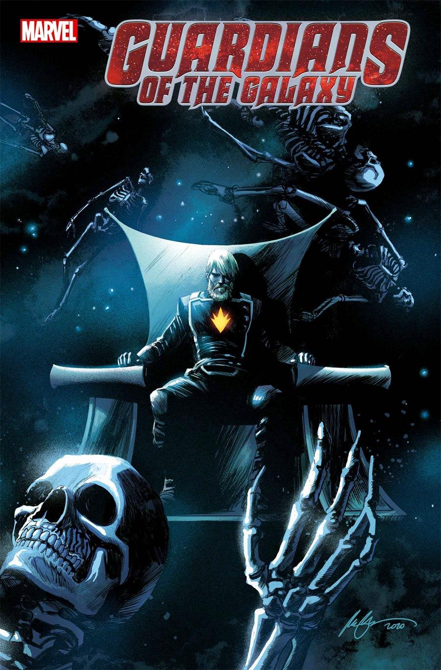 Guardians Of The Galaxy Vol 6 #9 Cover A Regular Rafael Albuquerque Cover