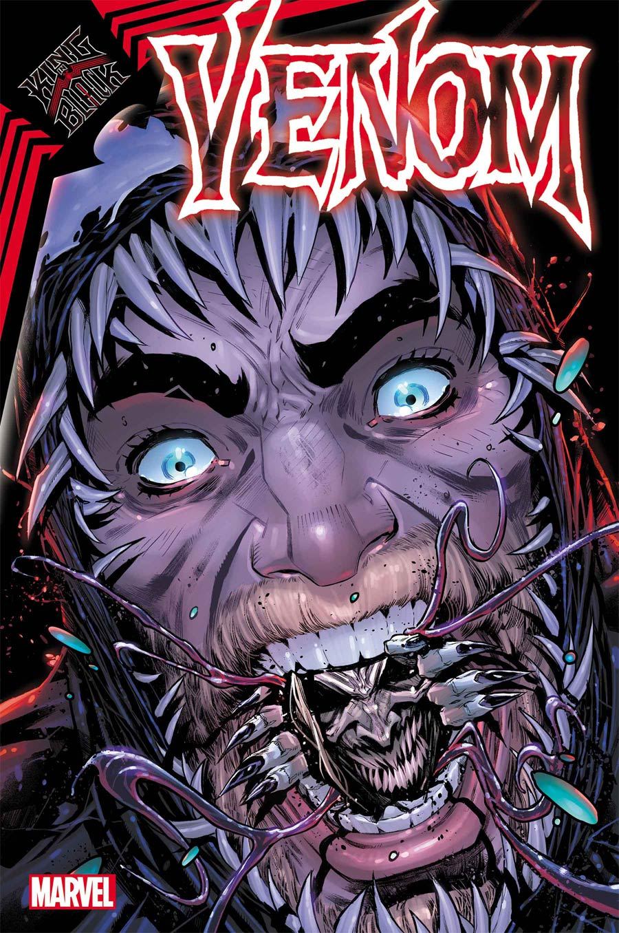 Venom Vol 4 #33 Cover A Regular Iban Coello Cover (King In Black Tie-In)