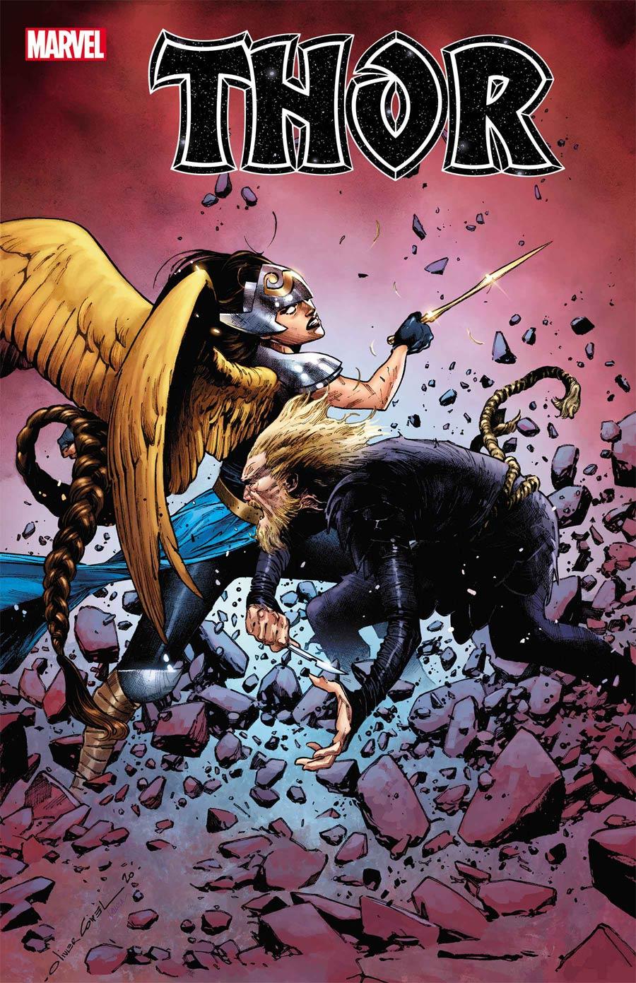 Thor Vol 6 #12 Cover A Regular Olivier Coipel Cover
