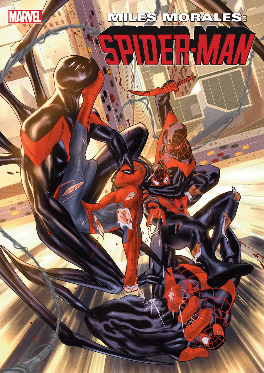 Miles Morales Spider-Man #26 Cover A Regular Taurin Clarke Cover