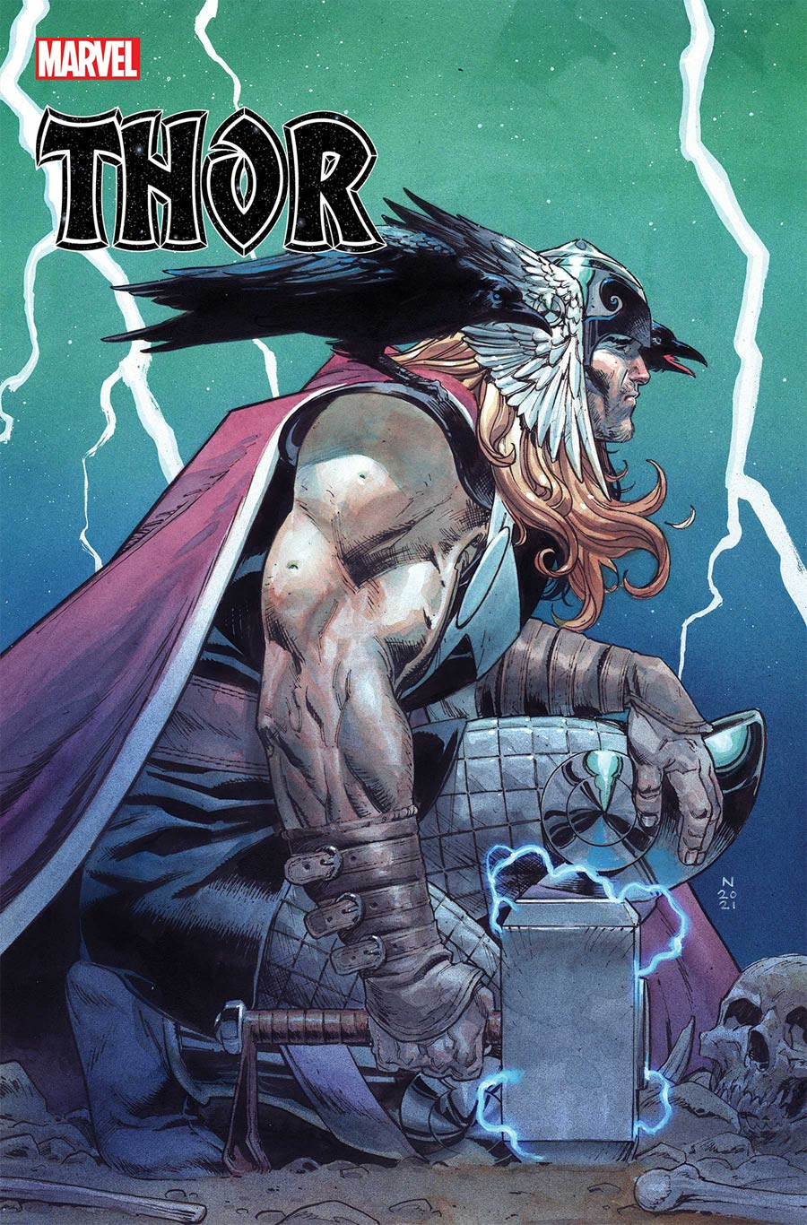 Thor Vol 6 #15 Cover A Regular Olivier Coipel Cover