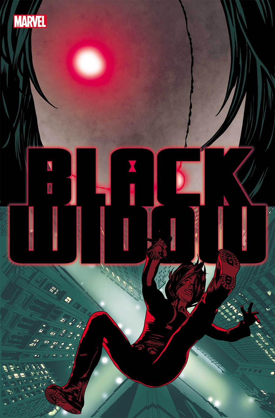 Black Widow Vol 8 #8 Cover A Regular Adam Hughes Cover