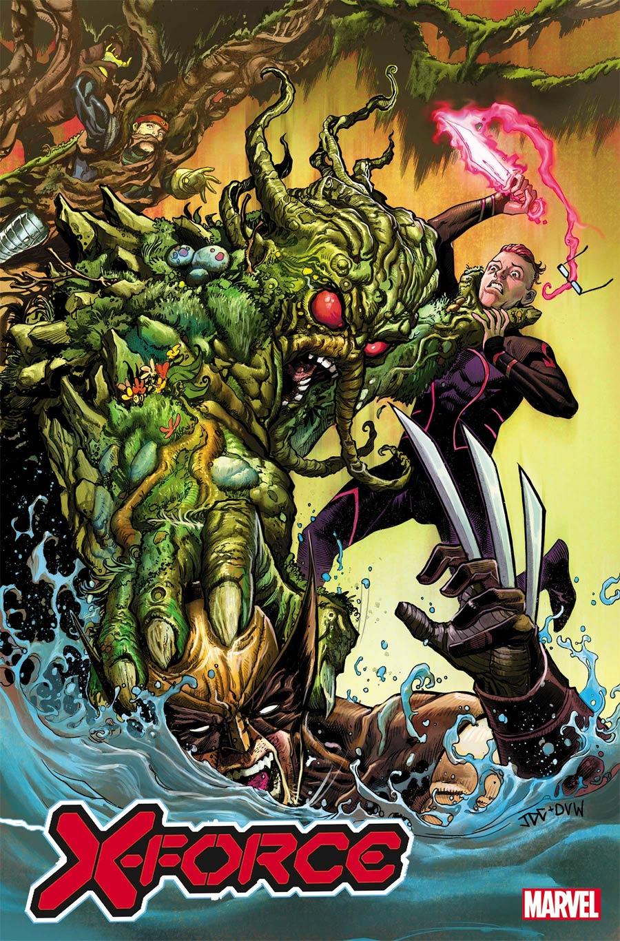 X-Force Vol 6 #21 Cover A Regular Joshua Cassara Cover