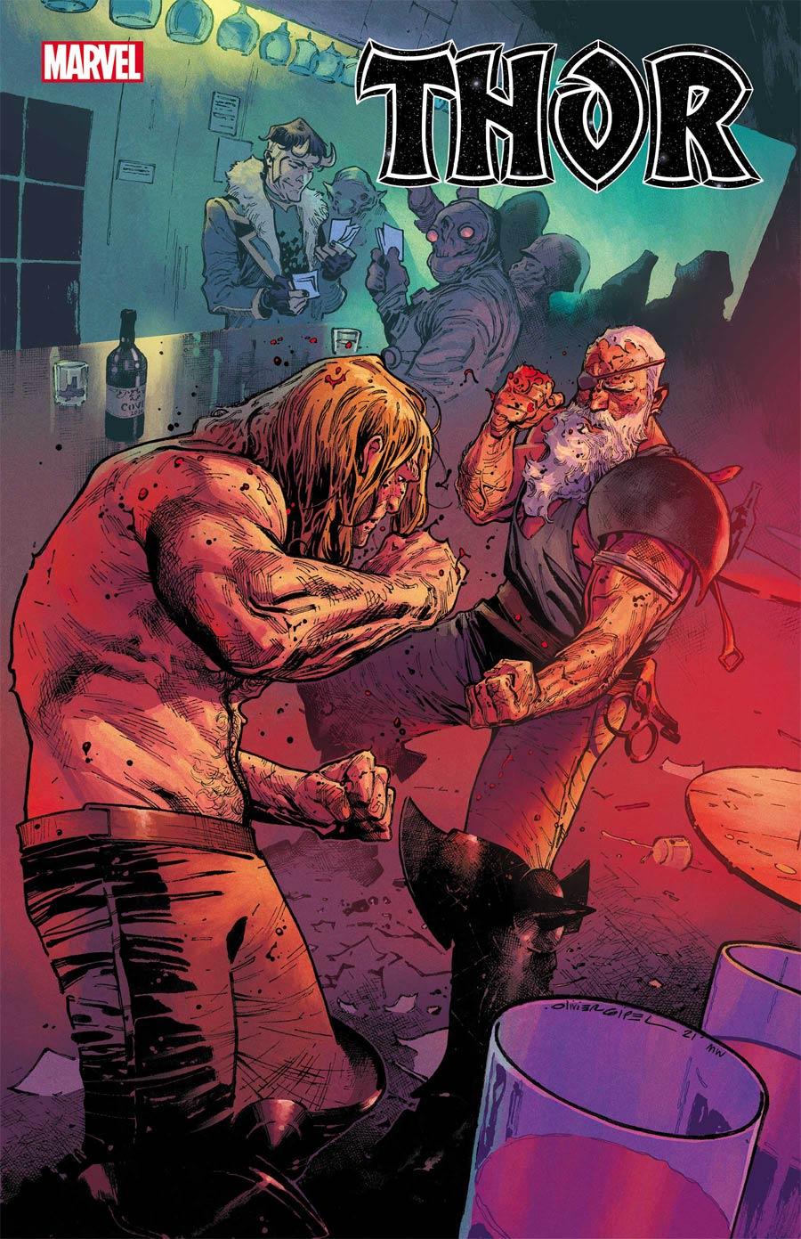 Thor Vol 6 #16 Cover A Regular Olivier Coipel Cover
