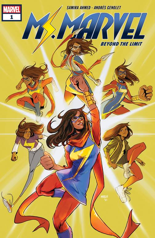 Ms. Marvel: Beyond The Limit