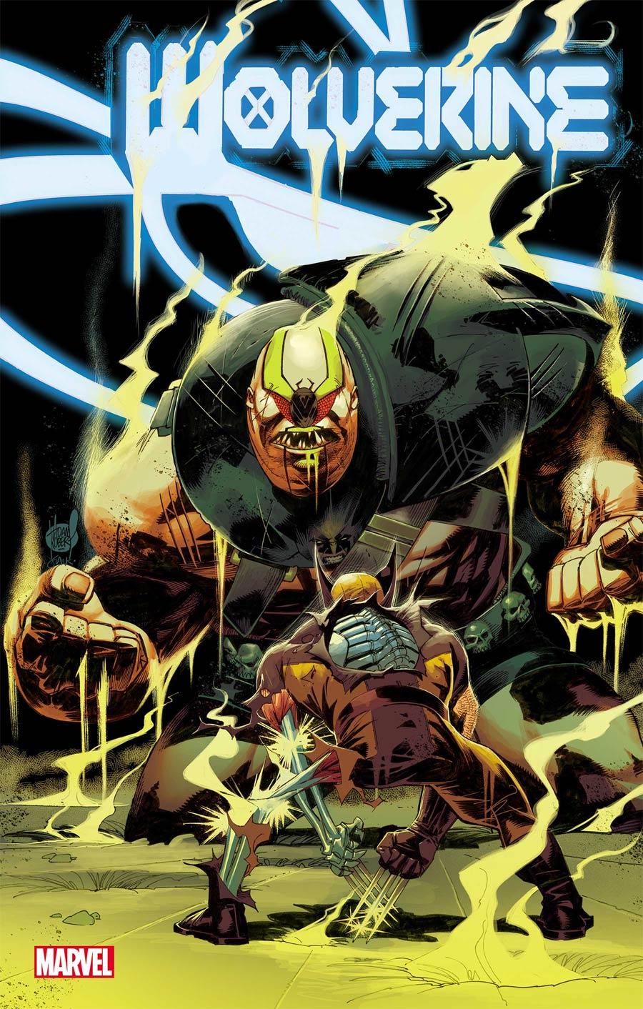 Wolverine Vol 7 #15 Cover A Regular Adam Kubert Cover