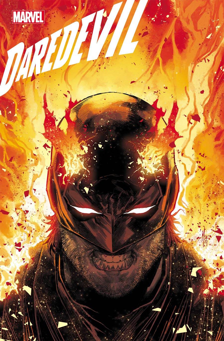 Daredevil Vol 6 #33 Cover A Regular Marco Checchetto Cover