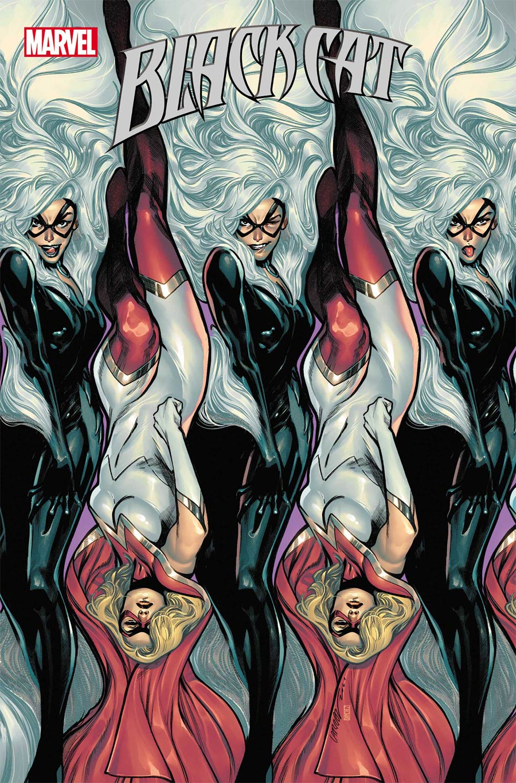 Black Cat Vol 2 #9 Cover A Regular Pepe Larraz Cover