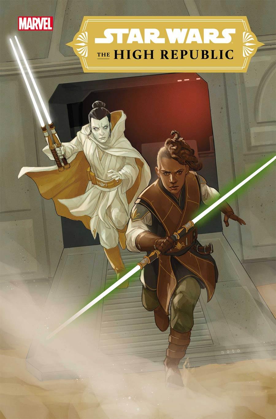 Star Wars High Republic #8 Cover A Regular Phil Noto Cover