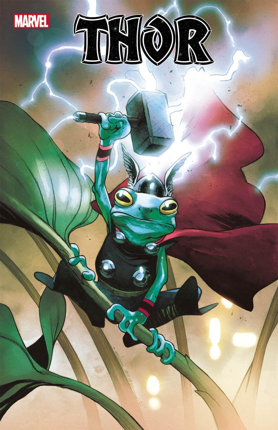Thor Vol 6 #18 Cover A Regular Olivier Coipel Cover