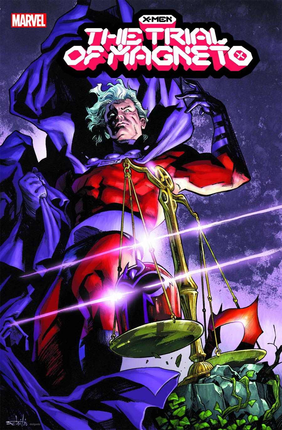 X-Men: The Trial of Magneto