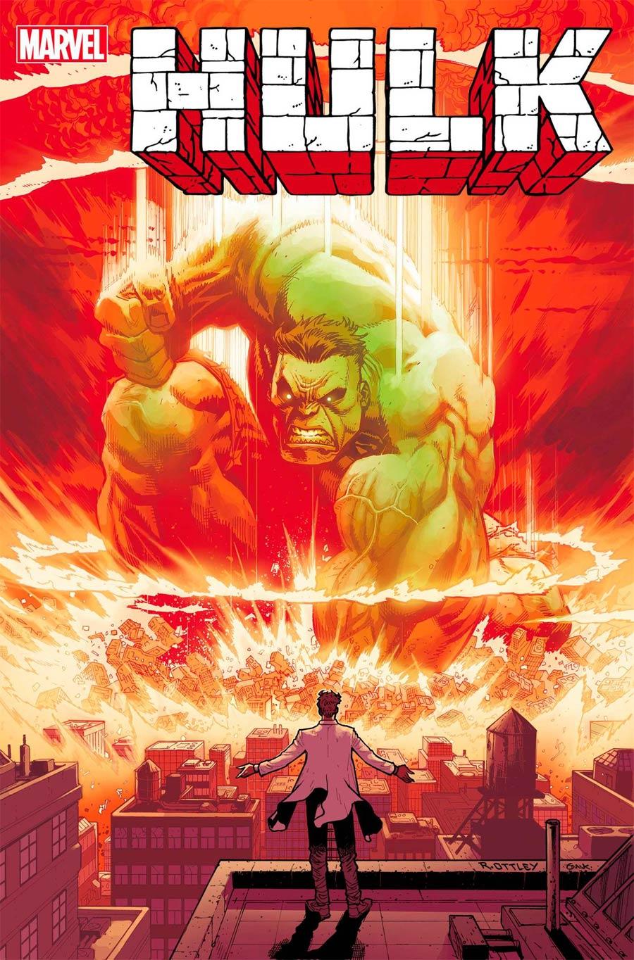 Hulk Vol 5 #1 Cover A Regular Ryan Ottley Cover