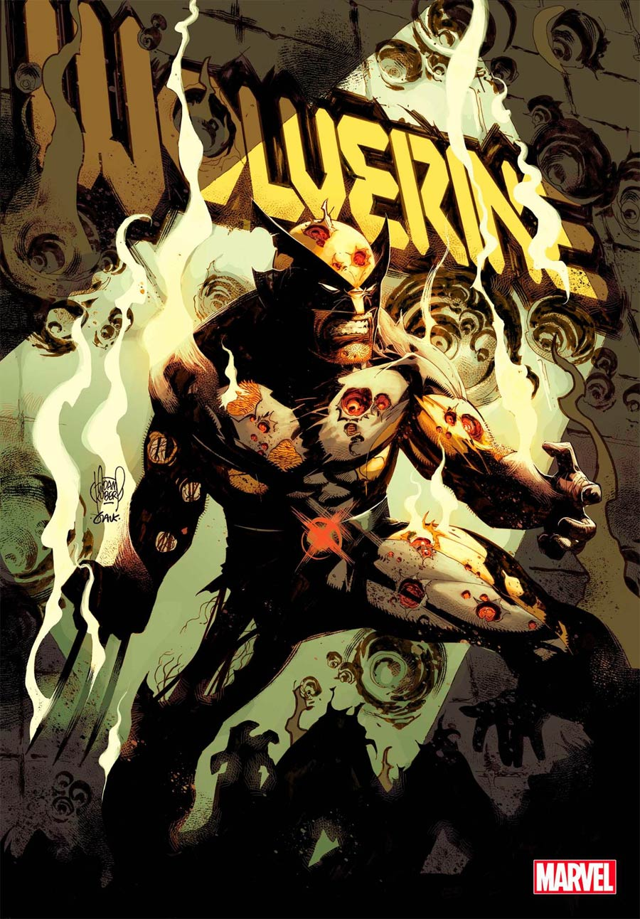 Wolverine Vol 7 #18 Cover A Regular Adam Kubert Cover