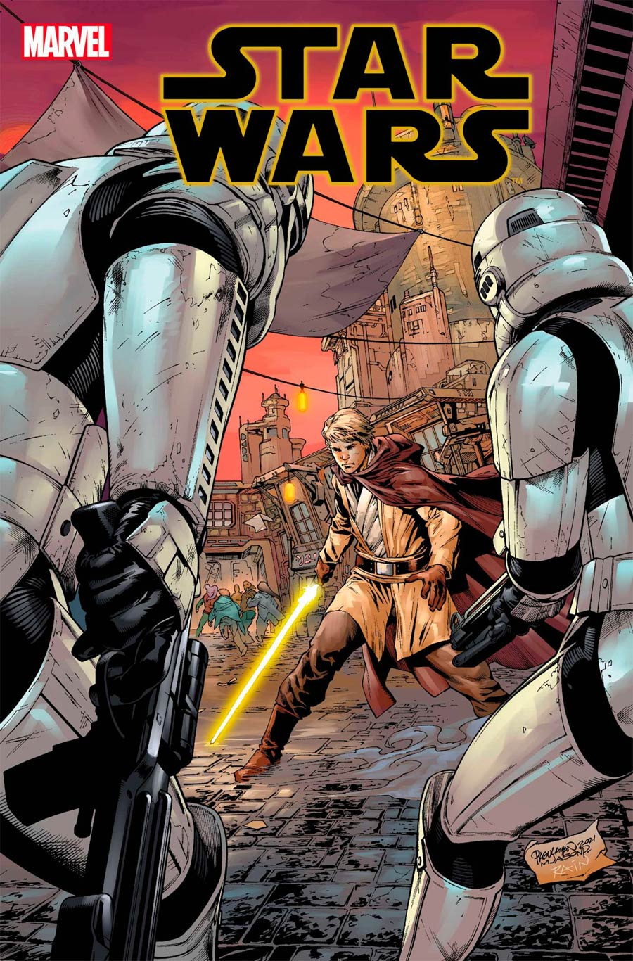 Star Wars Vol 5 #19 Cover A Regular Carlo Pagulayan Cover