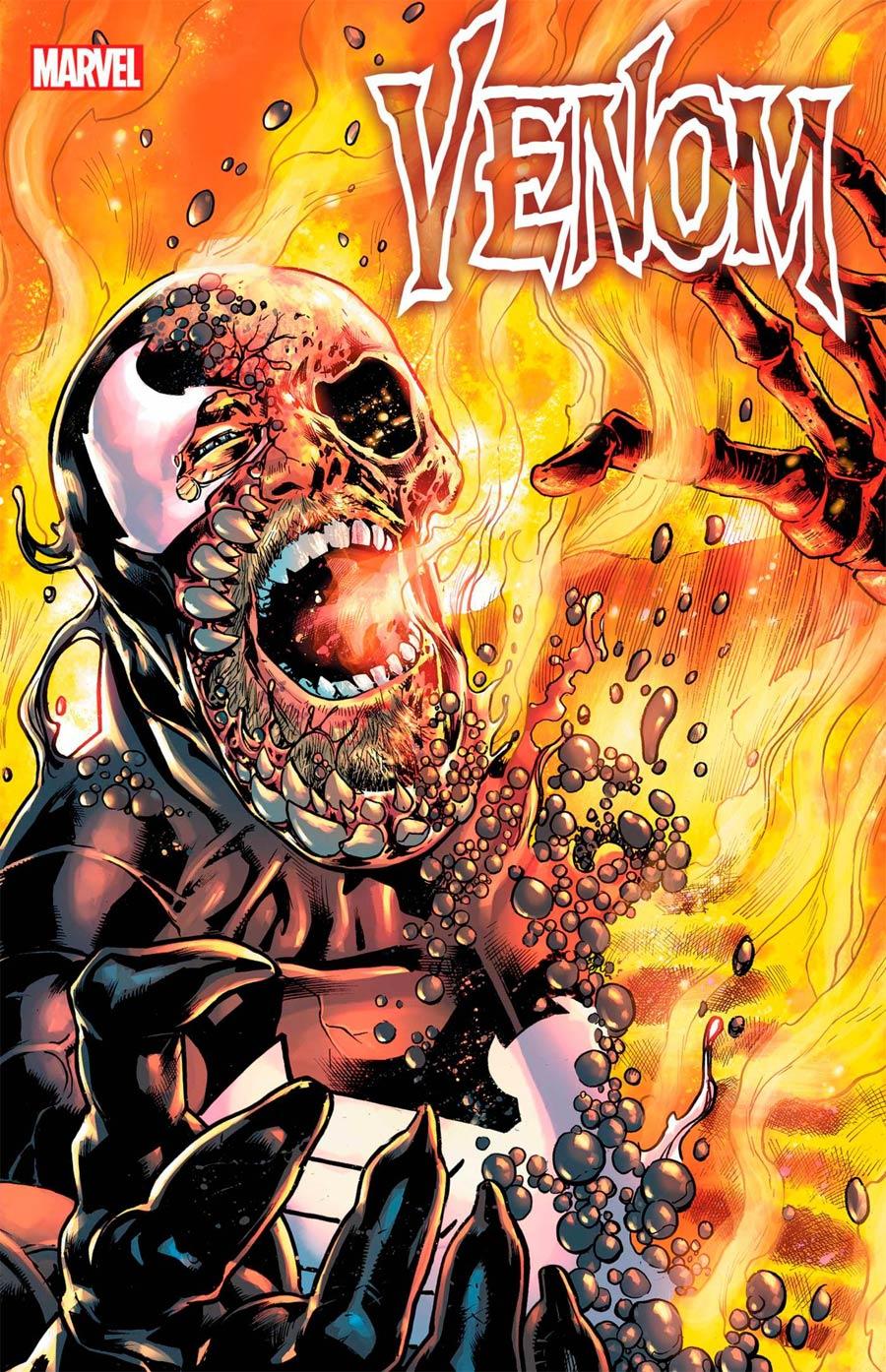 Venom Vol 5 #2 Cover A Regular Bryan Hitch Cover