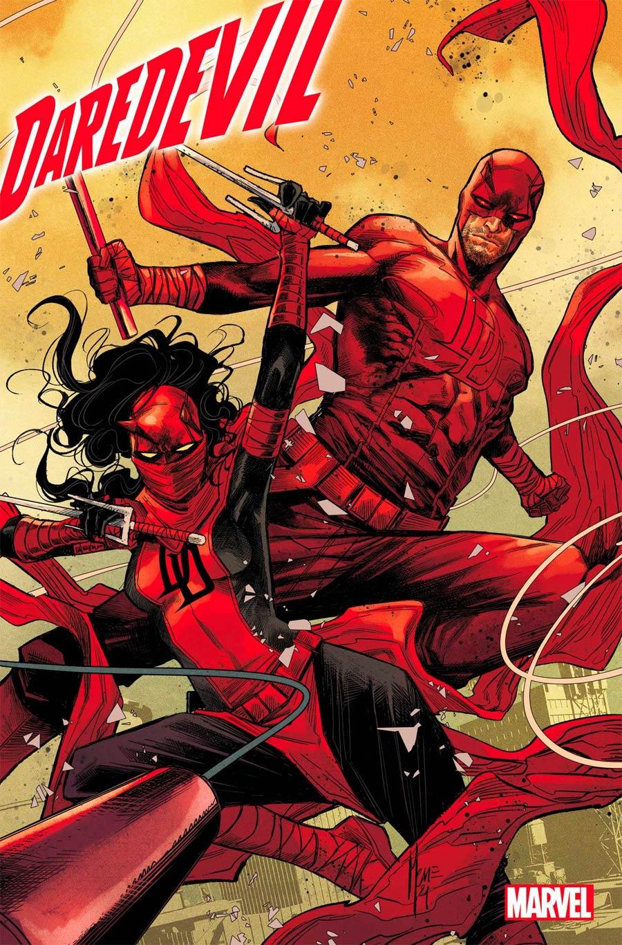 Daredevil Vol 6 #36 Cover A Regular Marco Checchetto Cover