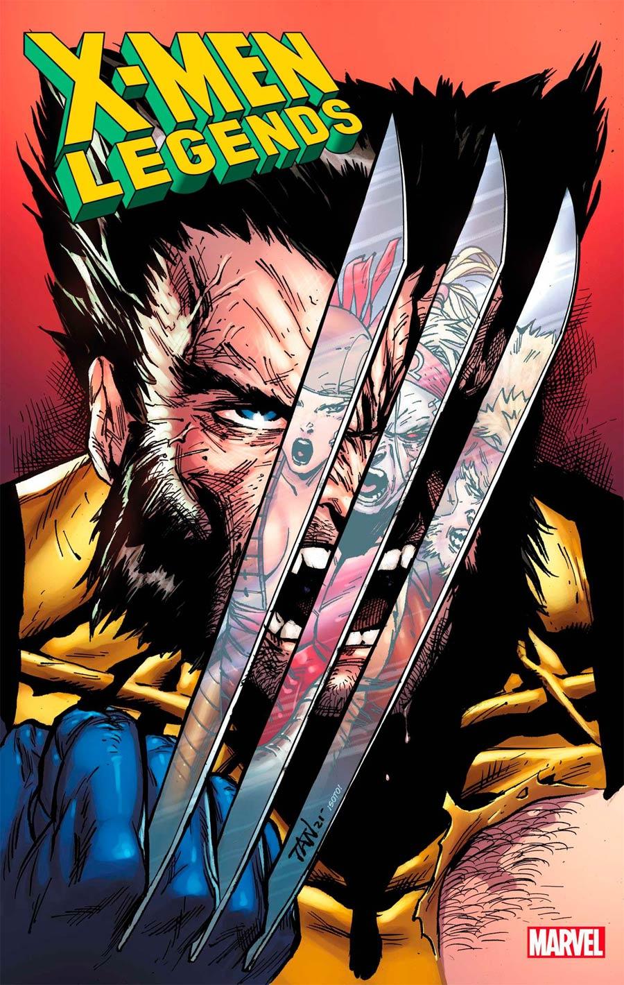 X-Men Legends #9 Cover A Regular Billy Tan Cover