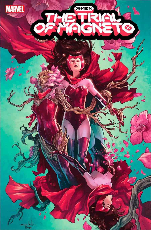 X-Men Trial Of Magneto #4 Cover A Regular Valerio Schiti Cover