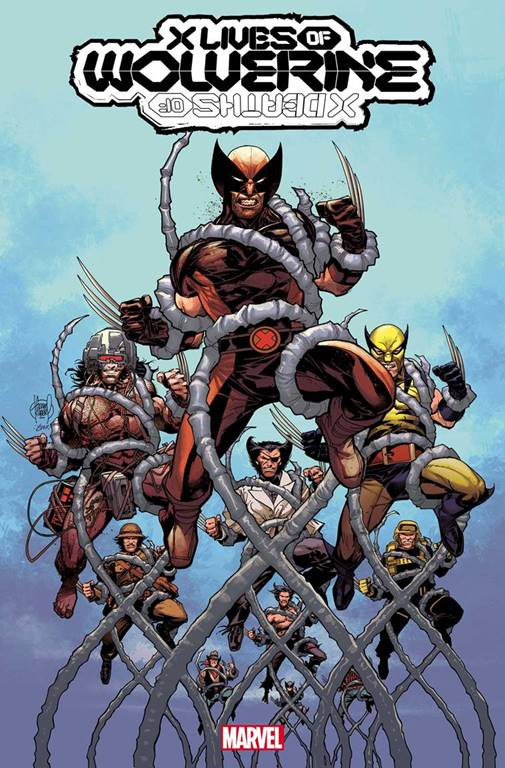X Lives and X Deaths of Wolverine