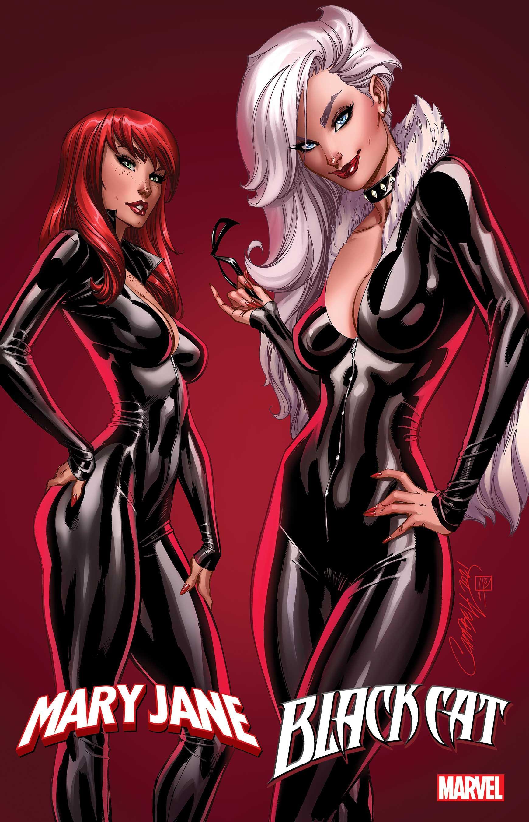 Mary Jane & Black Cat: Beyond